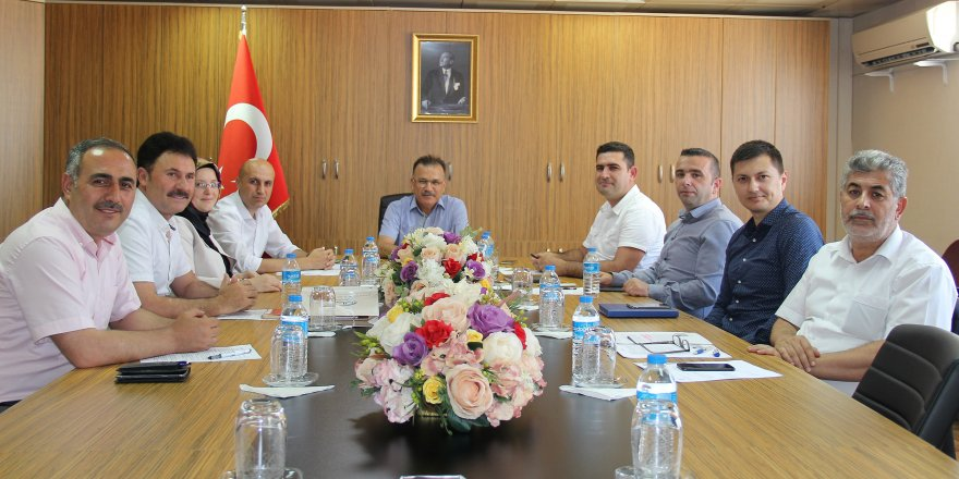 Çayırova'da 15 Temmuz toplantısı