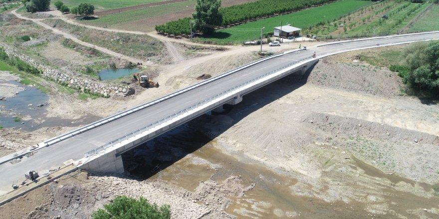 Semetler Köprüsü'nde sona doğru