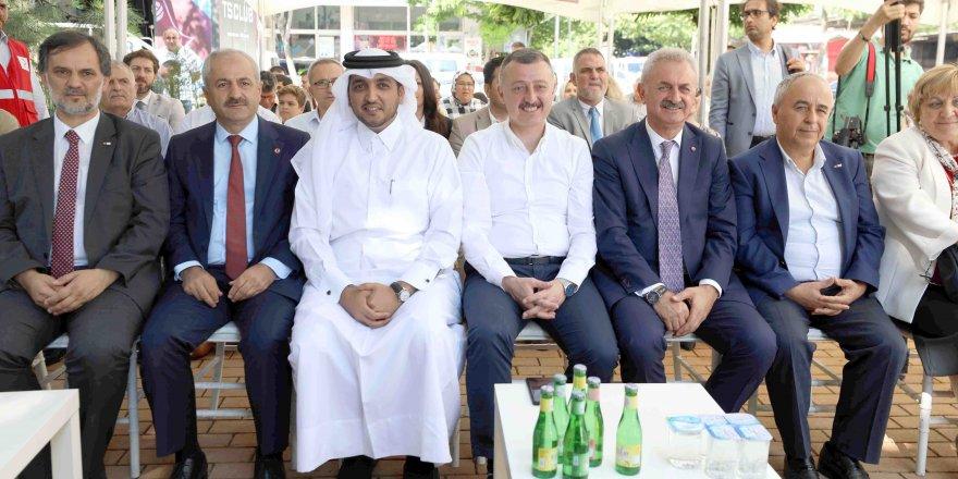 Toplum merkezi Gebze'de açıldı