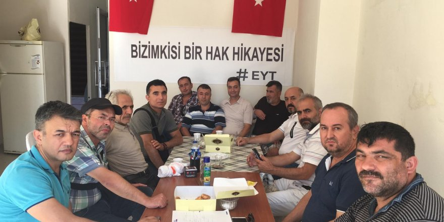 EYT Gebze Kotan başkanlığında kuruldu