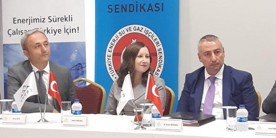 SEDAŞ ile TES–İŞ anlaşmayı imzaladı