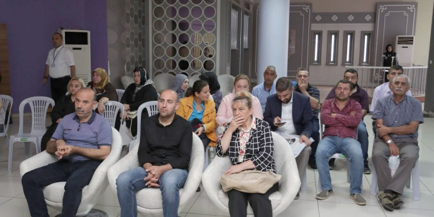 Büyükgöz'den halk toplantısı