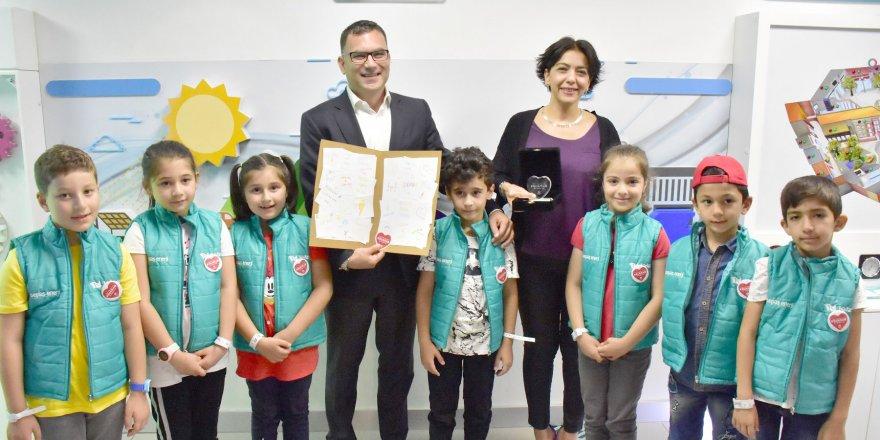 Sepaş Enerji 200 çocuğu ağırladı