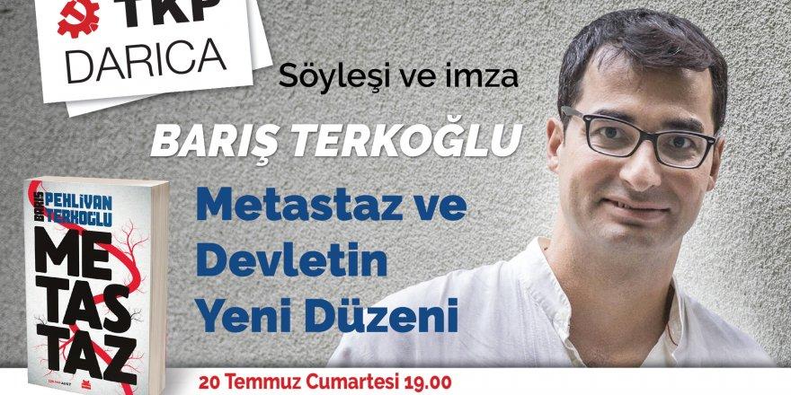 Barış Terkoğlu Bayramoğlu'na geliyor