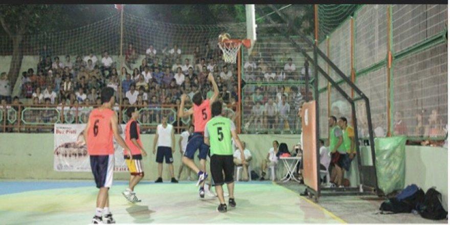 Sokak Basketbolu kayıtları sürüyor