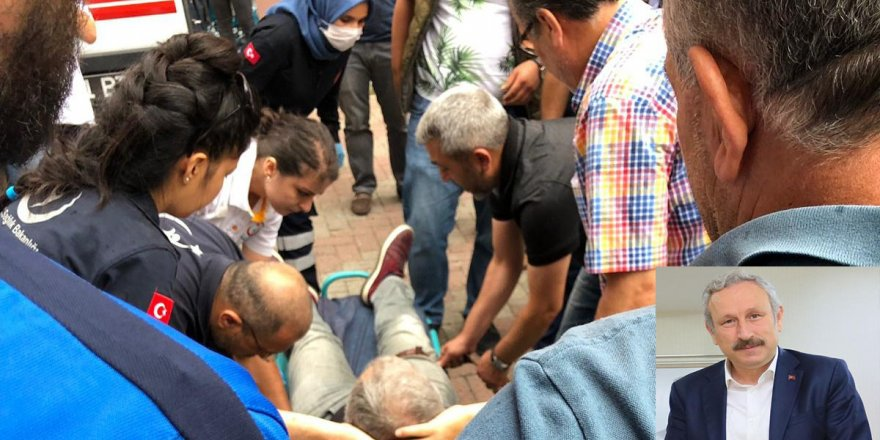 Ali Haydar Bulut'a silahlı saldırı