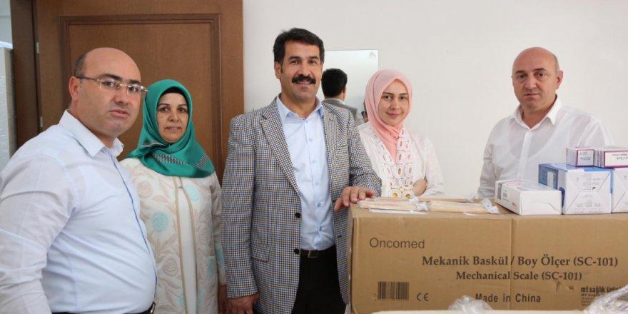 Osmangazi Mahallesi'ne sağlık ocağı
