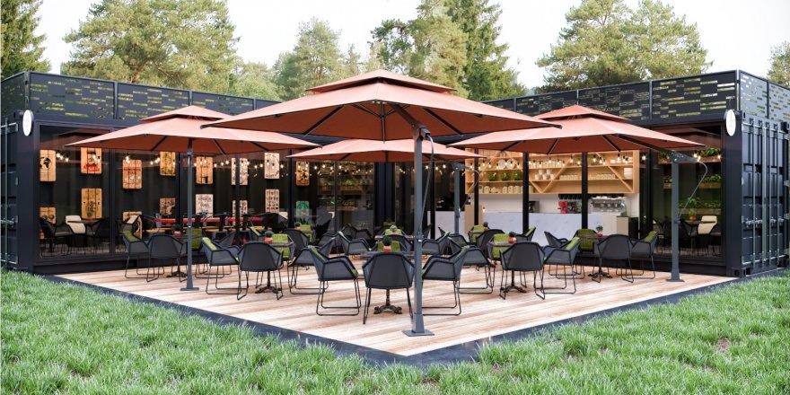 Balyanoz Cafe, açılış için gün sayıyor