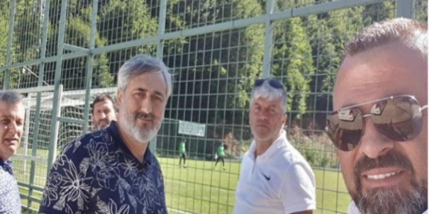 Murat Aydın Kartepe kampında