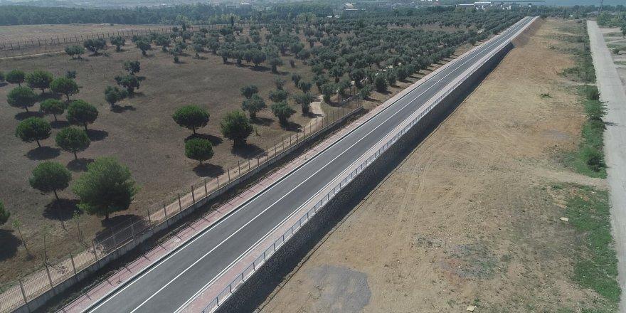 GEBZE FATİH - ÇAYIROVA İSTASYONU: Bağlantı yolları hizmete açıldı