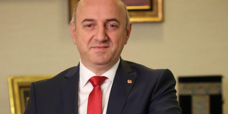 """MUZAFFER BIYIK:  """"AK Parti ile geleceğe  emin adımlarla ilerliyoruz"""""""