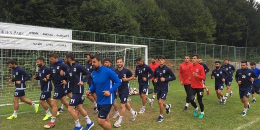 Gebzespor'un hazırlık maçları serisi