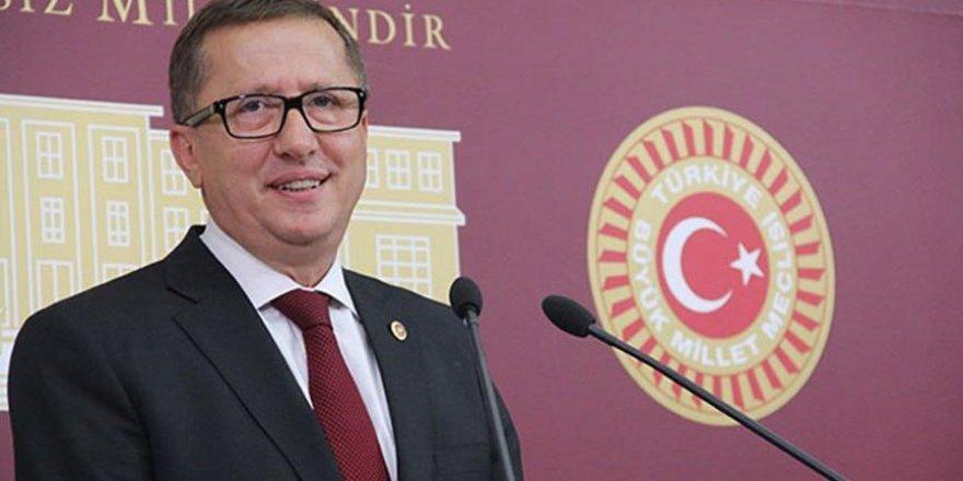 """İYİ PARTİ MİLLETVEKİLİ TÜRKKAN:  """"Büyükşehir'in metro yapması hayal"""""""
