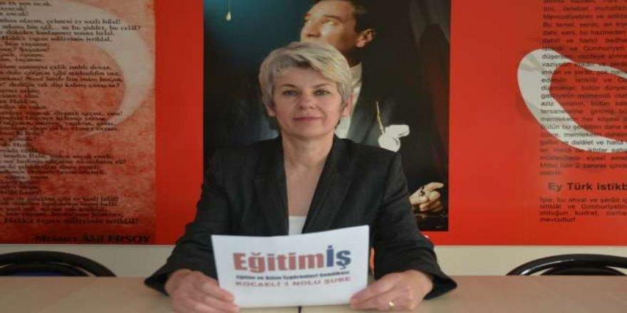 """EĞİTİM-İŞ KOCAELİ: """"Köy okulları yeniden açılsın"""""""