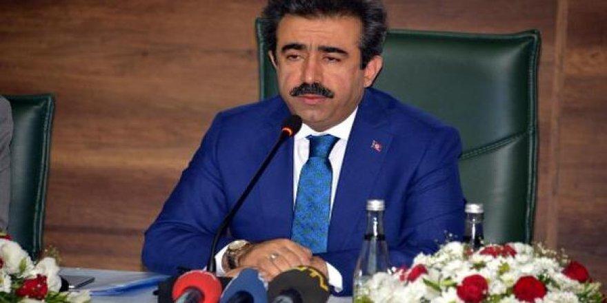 Kocaeli eski valisi belediye başkanlığına atandı