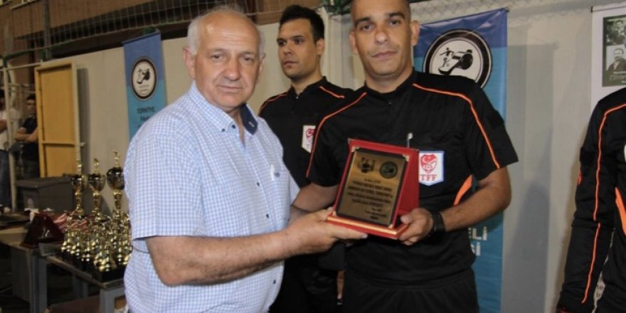 Adanaspor – Eskişehir maçı Alper Çetin'in!