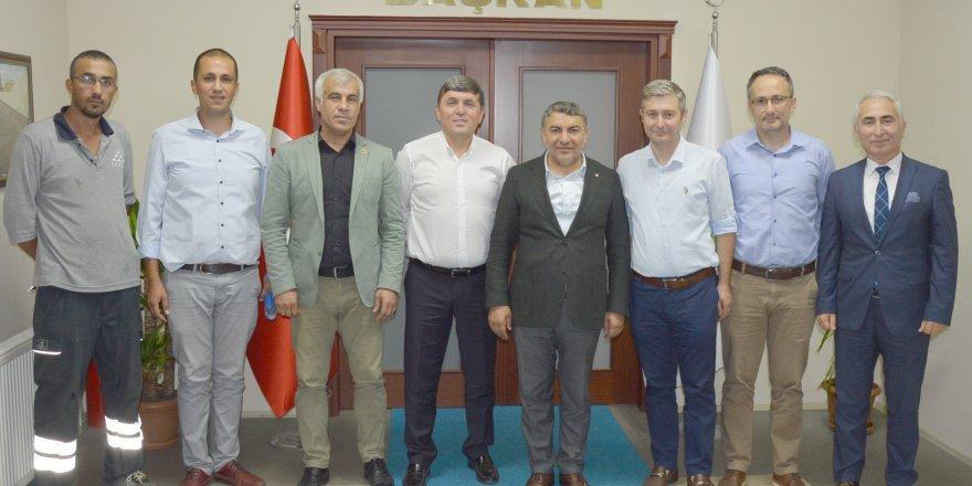 SEDAŞ'tan Dilovası Belediyesi ziyareti