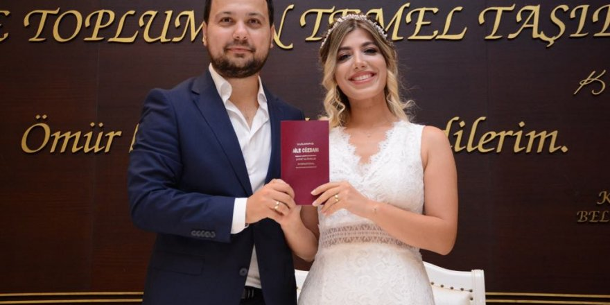Emre ve Dilek 31 Ağustos'ta evleniyor