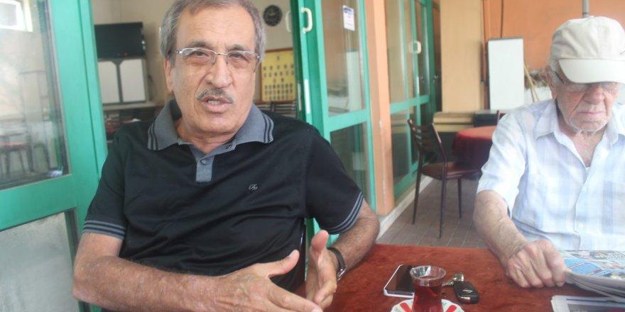 Salih Gün'den elektrik kesintisi tepkisi