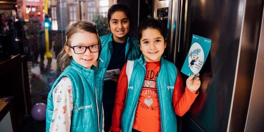 """SEPAŞ ENERJİ:50 binden fazla çocuk """"Enerji Tasarruf Uzmanı"""" oldu"""