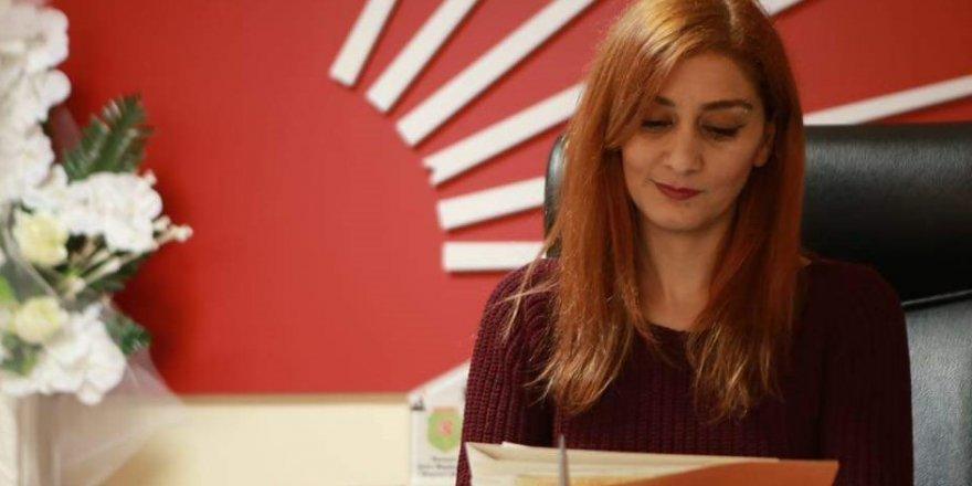 CHP'DE İLGİNÇ BİR DURUM:İlçe yöneticisinden ilçe başkanına tepki!