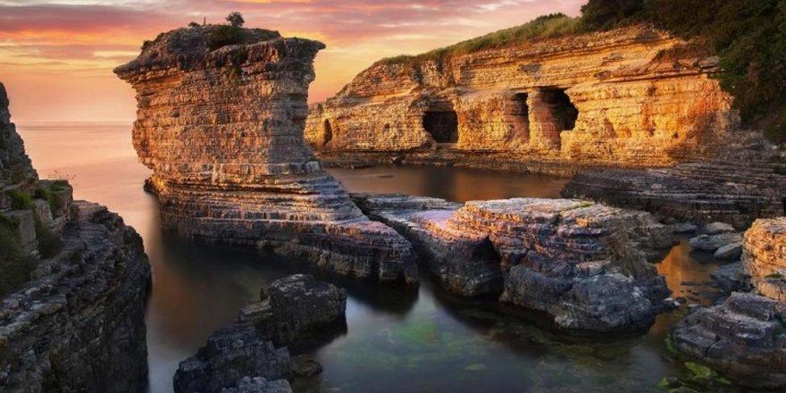 Antik Çağ Taş Ocağı Pembe Kayalar