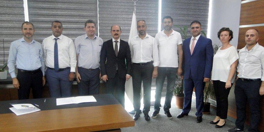 KTO ve Simya Koleji Protokol imzaladı