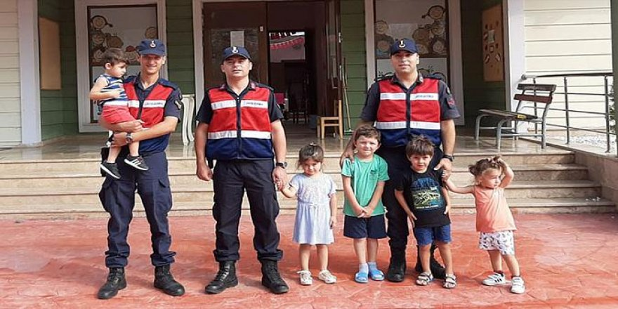 Okullarda jandarma güvencesi