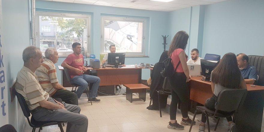"""Büyükşehir'den """"Seyahat Kartları Ofisi"""""""