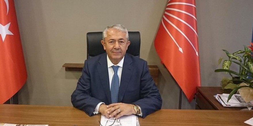 """SARIBAY'DAN KAFTANCIOĞLU'NA DESTEK: """"Bu dava baştan aşağı siyasidir"""""""