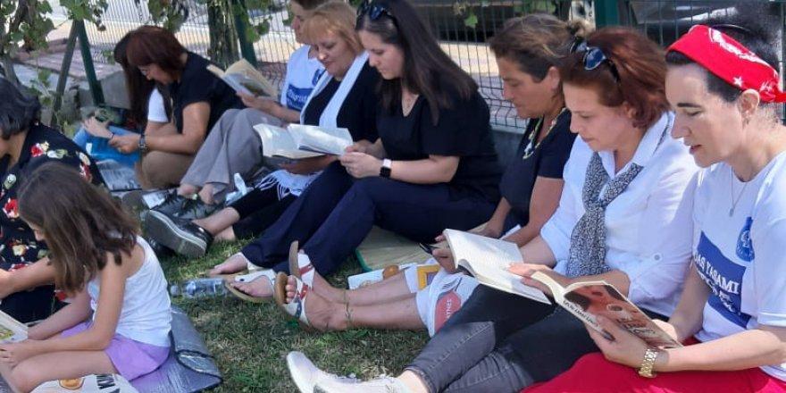 Okuyalım okutalım Yenikent'te