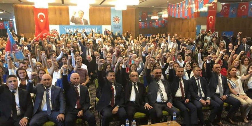 Türk Metal TİS Taslağını Şekerpınar'da açıkladı