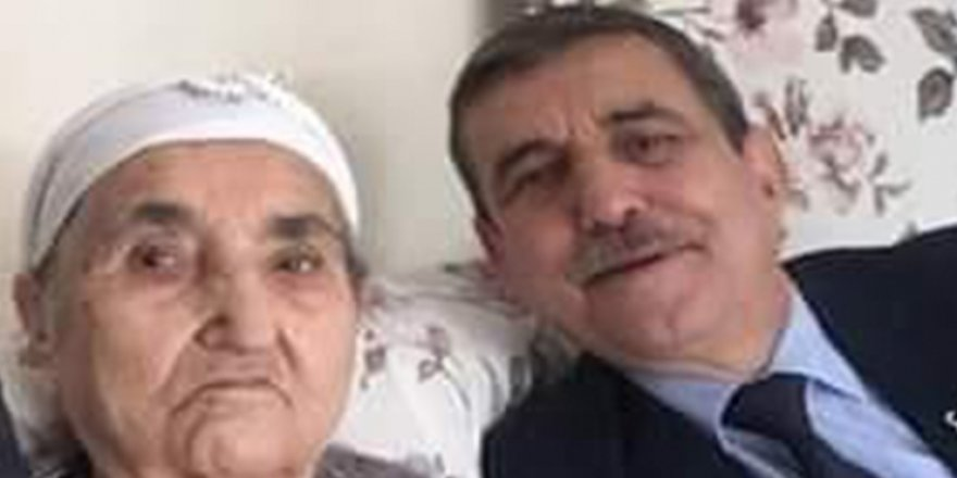 Ferit Taşdemir annesini kaybetti
