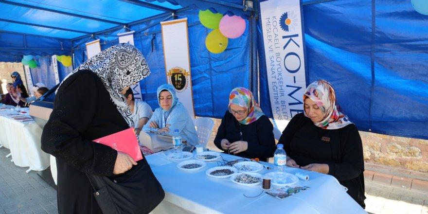KO-MEK branşlarını Gebze'de tanıttı