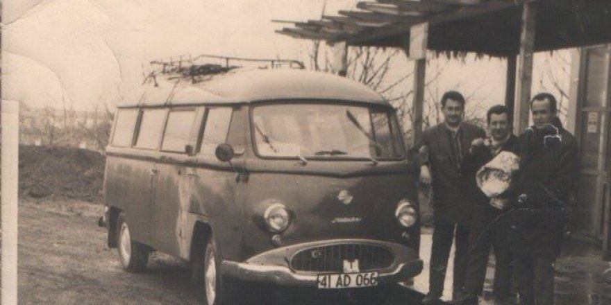 Gebze-Kadıköy Minibüsü