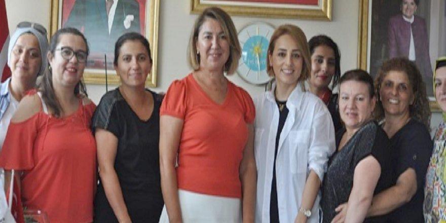"""""""Gebze'de kadın harekâtı başlatıyoruz"""""""