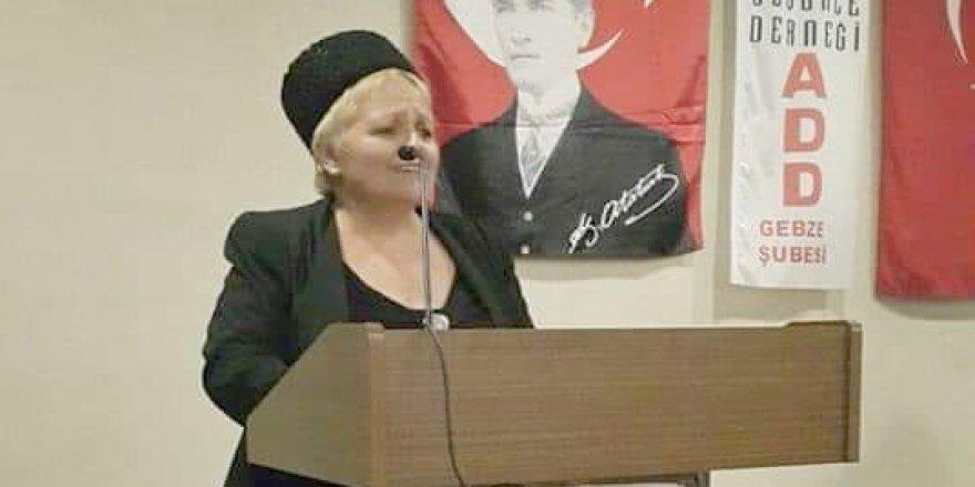 """ADD ŞUBA BAŞKANI NİLGÜN AYDIN: """"Atatürk ilke ve devrimlerine bağlı eğitim istiyoruz"""""""