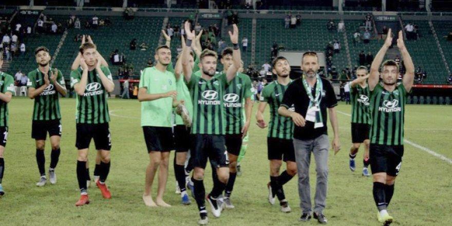 """Kocaelispor kupayı salmadı! """"3-1"""""""