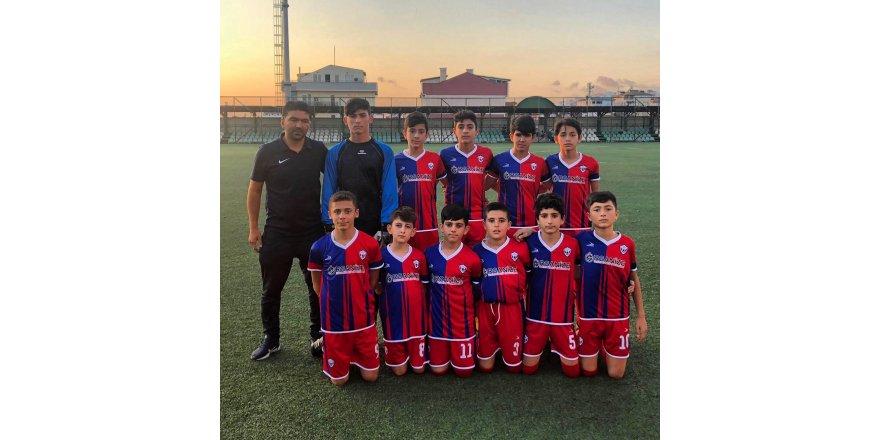 DK Bayramoğluspor Sultan'ı rahat geçti: 0-3