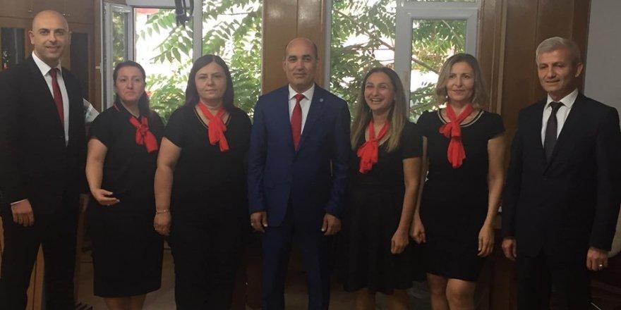 Muhasebecilerde yeni başkan Çınar
