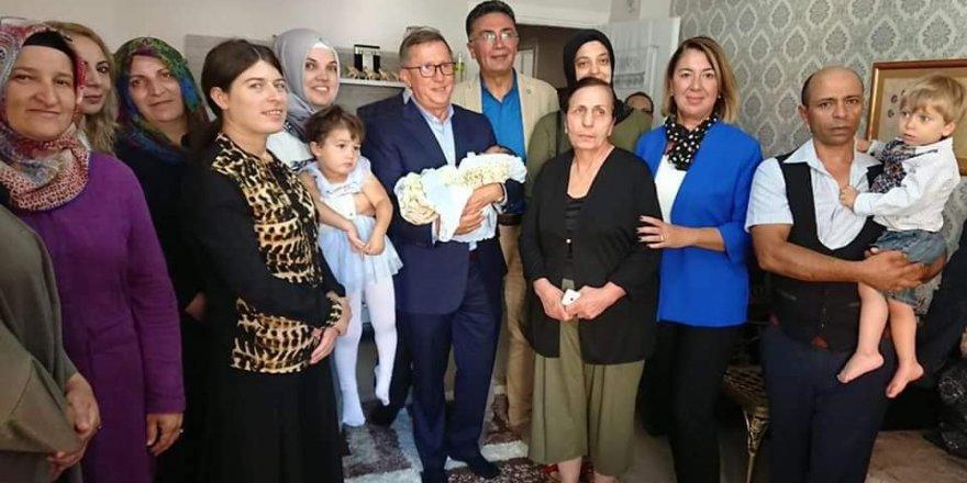 Türkkan Çayırova'da halkı dinledi