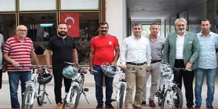 KASKF'den Adnan Turan'a ziyaret
