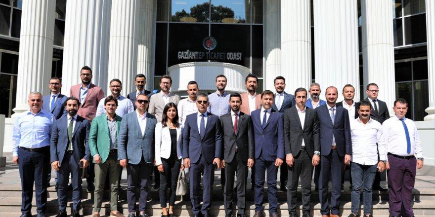 Genç girişimcilerin Gaziantep çıkarması