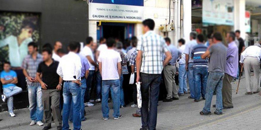 TÜİK VERİLERİNE GÖRE: 4 milyon 253 bin kişi işsiz!