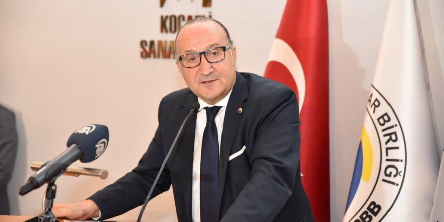 """KSO BAŞKANI AYHAN ZEYTİNOĞLU: """"İstihdamda gerileme devam ediyor"""""""