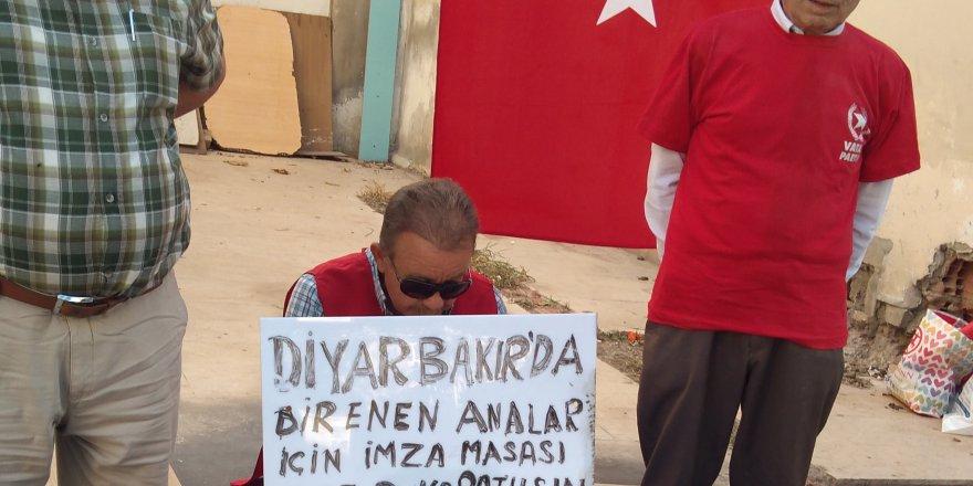 GEBZE: Vatan Partisi'nden imza kampanyası