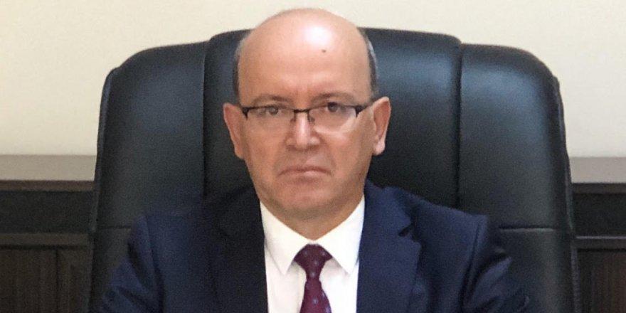 İlhan Kadıoğlu İlçe Sağlık Müdür oldu