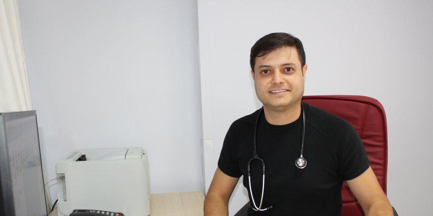 Farabi'ye yeni doktor