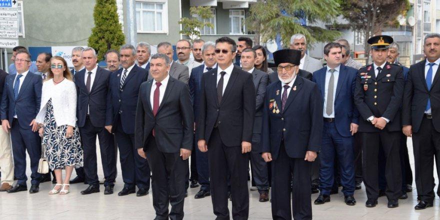 """DİLOVASI:  """"19 Eylül Gaziler Günü"""" Kutlandı"""