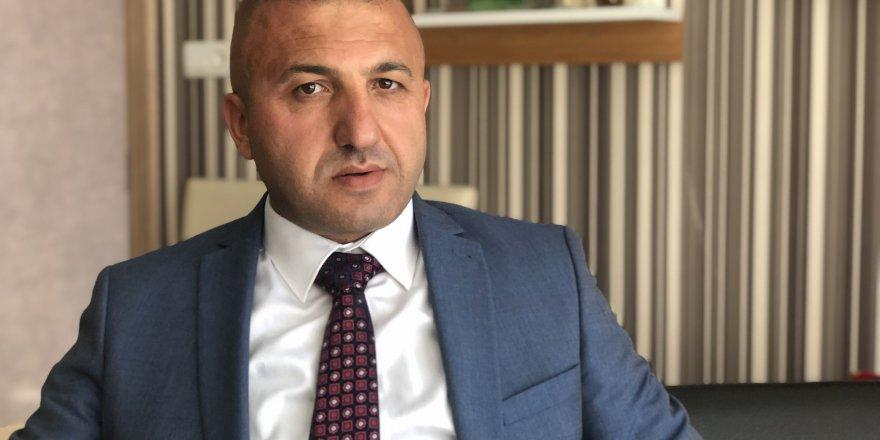 """ÇAKMAK'A CEVAP VERDİ:  """"Taşocağını akla Taşdemir'i karala"""""""